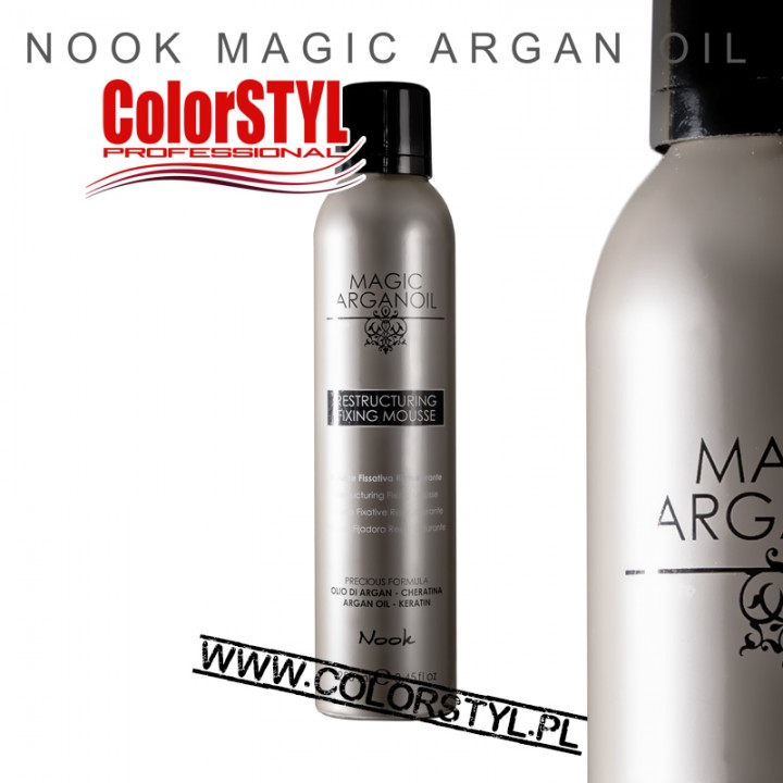 NOOK ARGAN PIANKA RECONSTRUCTING 250ML.