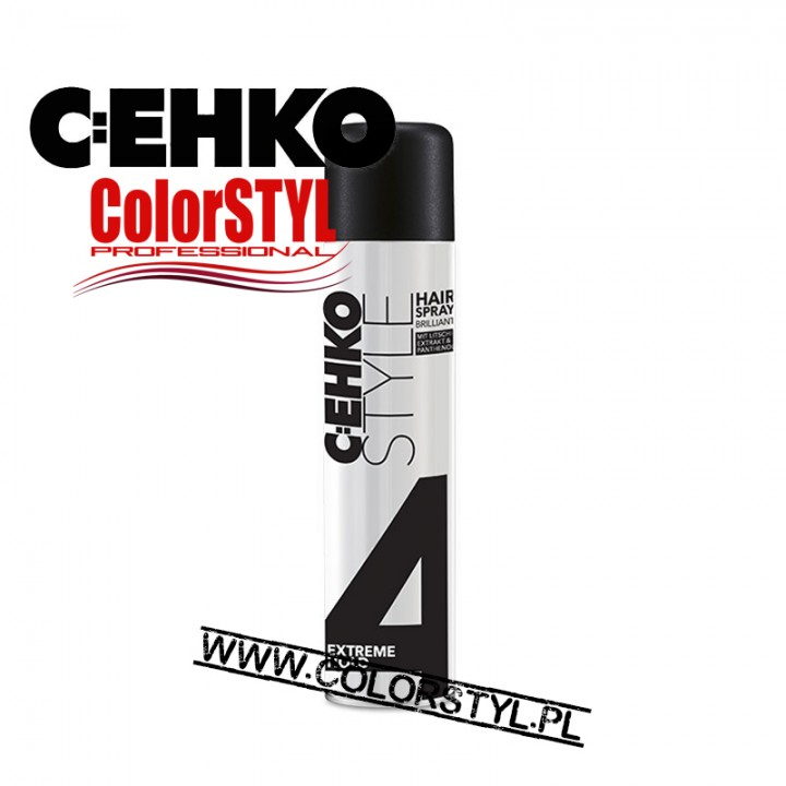 CEHKO LAKIER 4 DIAMOND EXTREME HOLD 400ML