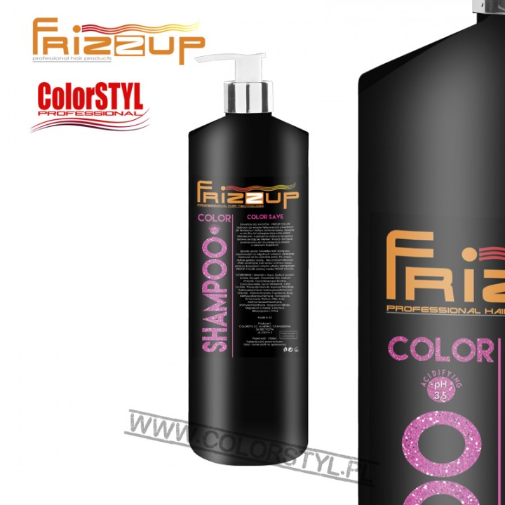 FRIZZUP SZAMPON WIŚNIOWY COLOR 1L