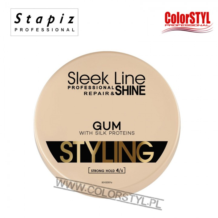 STAPIZ GUMA DO WŁOSÓW SLEEK LINE 150ML