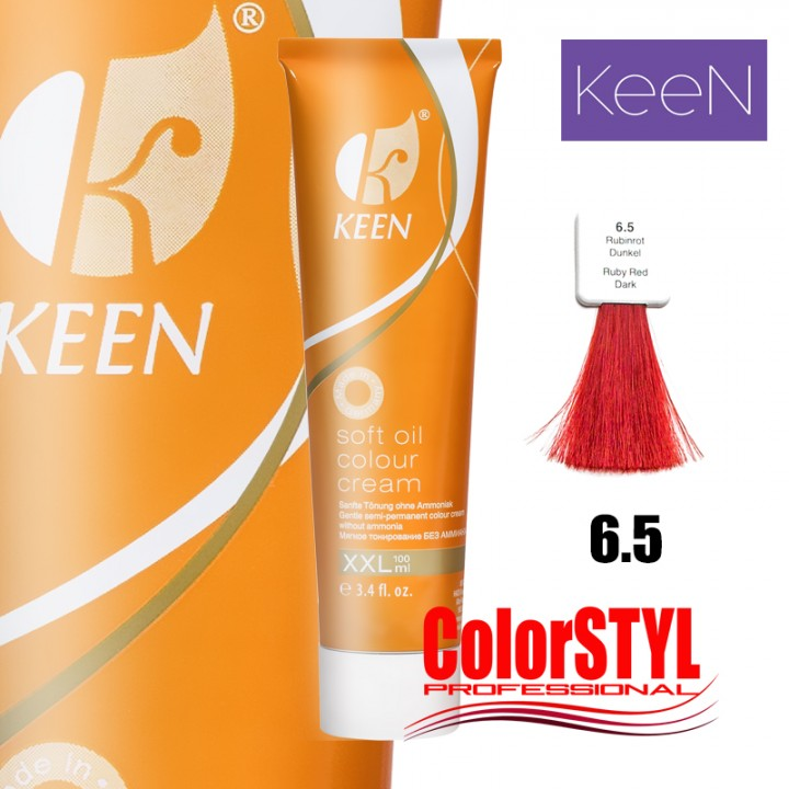 KEEN SOFT COLOR FARBA BEZ AMONIAKU 100ML 6.5