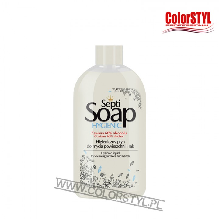 DEZYNFEKCJA DO RĄK 500ML SEPTI SOAP