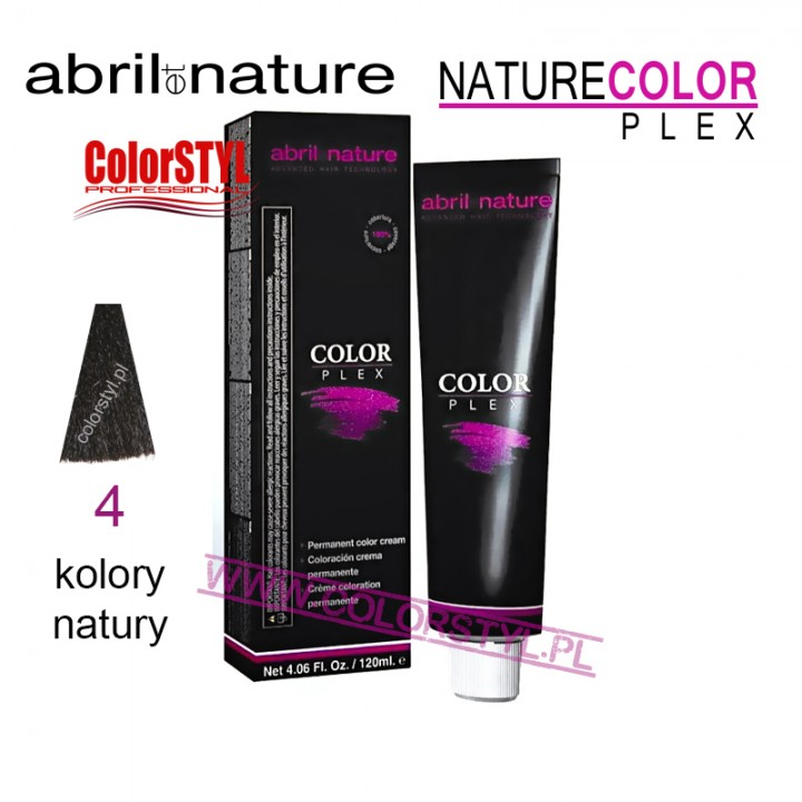 ABRIL ET NATURE COLOR PLEX FARBA 120ML 4