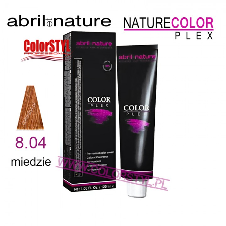 ABRIL ET NATURE COLOR PLEX FARBA 120ML 8.04