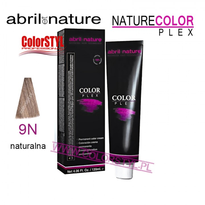 ABRIL ET NATURE COLOR PLEX FARBA 120ML 9N
