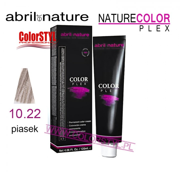 ABRIL ET NATURE COLOR PLEX FARBA 120ML 10.22