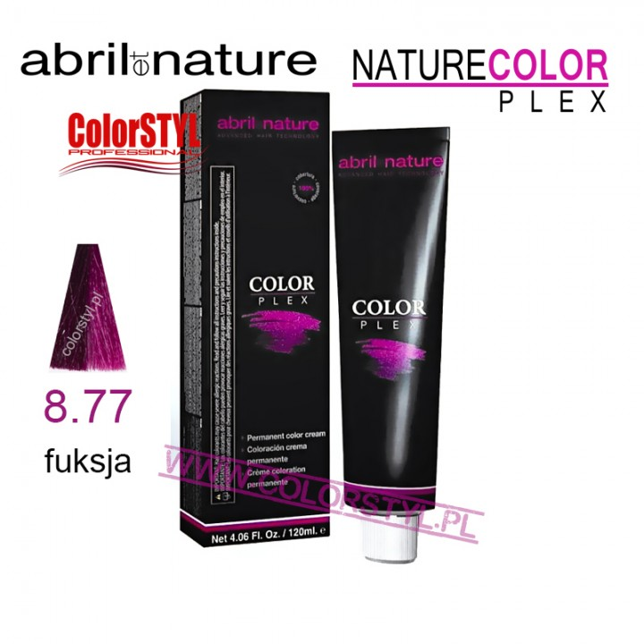 ABRIL ET NATURE COLOR PLEX FARBA 120ML 8.77