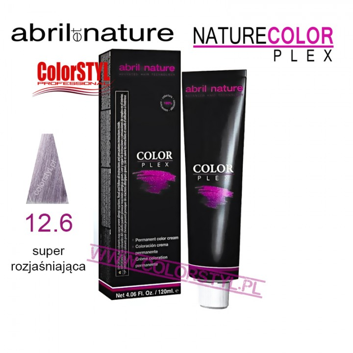 ABRIL ET NATURE COLOR PLEX FARBA 120ML 12.6