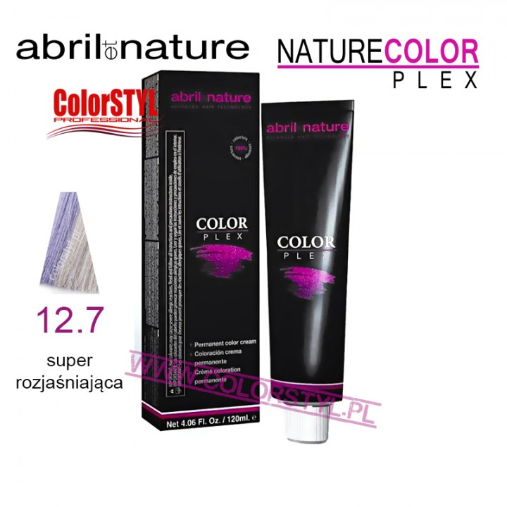 ABRIL ET NATURE COLOR PLEX FARBA 120ML 12.7