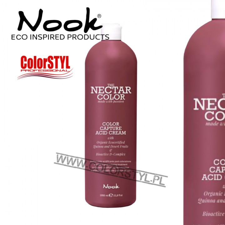 NOOK NECTAR COLOR ZAKWASZAJĄCY KREM  PH.3/3.5 1L