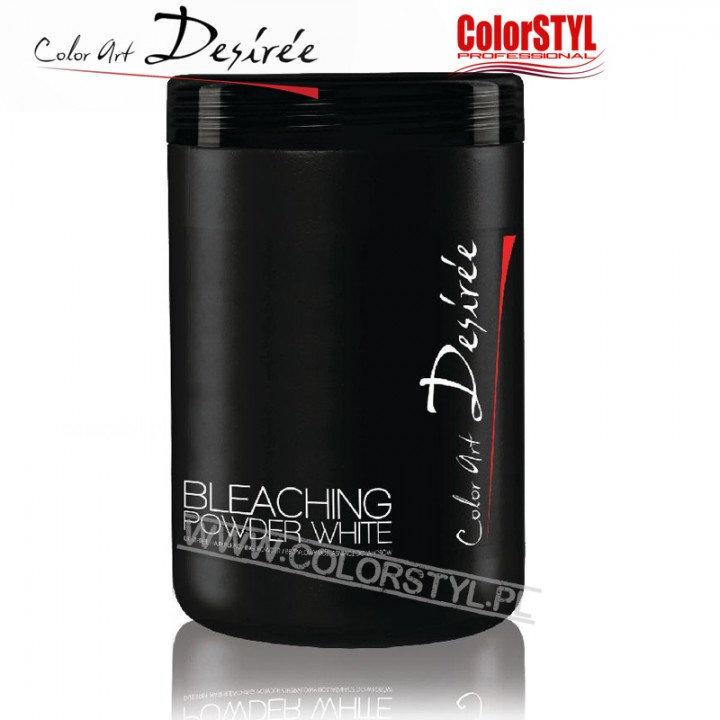 DESIREE ROZJAŚNIACZ BLEACHING POWDER WHITE 500G