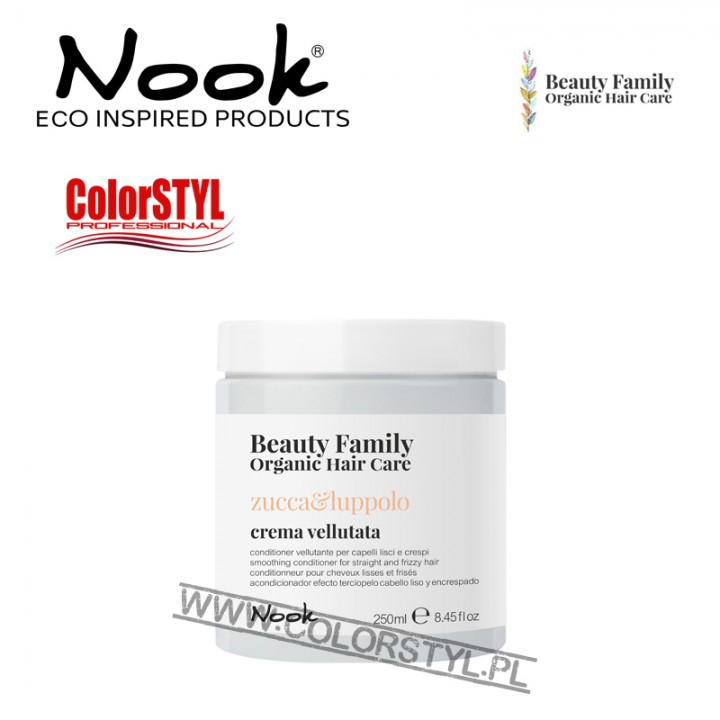 NOOK BEAUTY FAMILY ODŻYWKA ZUCCA&LUPPOLO 250ML